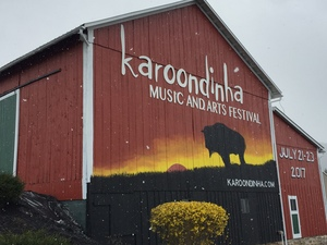 Karoondinha Music Festival The Antithesis to the Mayhem of Woodstock - Jun 06 2017 1243PM