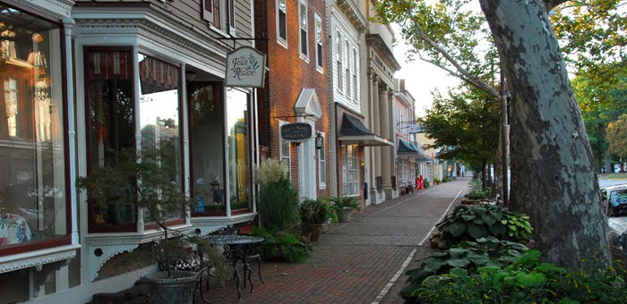 Chestertown md downtown