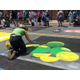 Chalkfest 2017 on Main Street Maple Grove. (Photo by Maple Grove Voice)