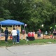 The playground at The Prep Preschool.