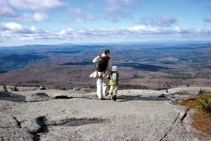 Explore Mount Cardigan  These 5 Vermont Fire Towers - Jun 15 2017 0422PM