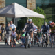 The zombies are off! At 7 p.m., the Zombie Bike Ride began at City Hall. (Dan Metcalf/Cottonwood Heights)