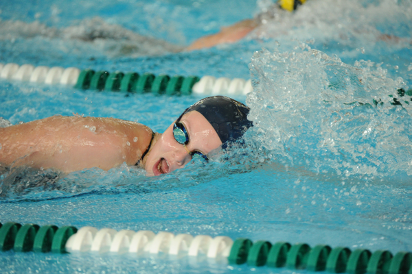 Skyline swimming won all 13 of their meets this season. (George Karahalios/ Holladay)