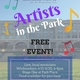 Thumb artists 20in 20the 20park 20flyer 202017