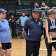 Dracut High Coach George Roy and his team had to0 settled for the runner-up trophy in the D2 State Final.