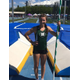 Gracie Otto set the 4A state record in the pole vault at the state championships in May by reaching 10-feet 3-inches. It was a height she had never reached before in practice. (Marie Otto)