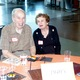 Murray High School graduates Barbara and Vere McHenry reminisce about their high school years in the 1940s as well as his days teaching at the school during an alumni and former teacher reception for the school's centennial. (Julie Slama/City Journals)