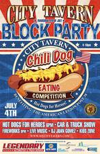 4th of July Chili Dog Eating Competition - start Jul 04 2017 0400PM