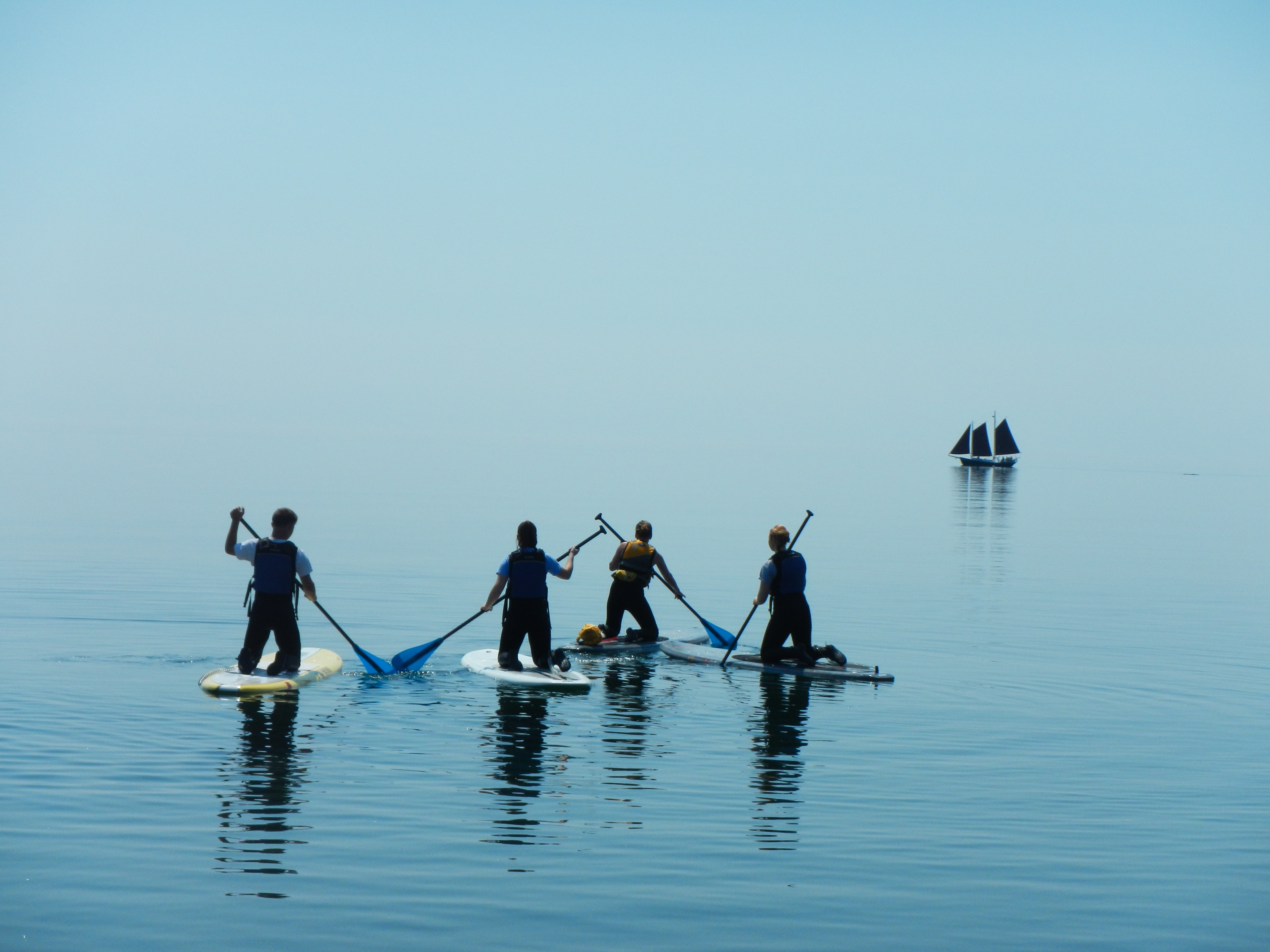 North shore water festival learn to paddle board grand marais