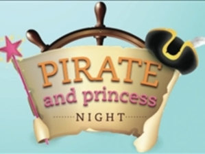 Pirate  Princess Night - start Jul 21 2017 0500PM