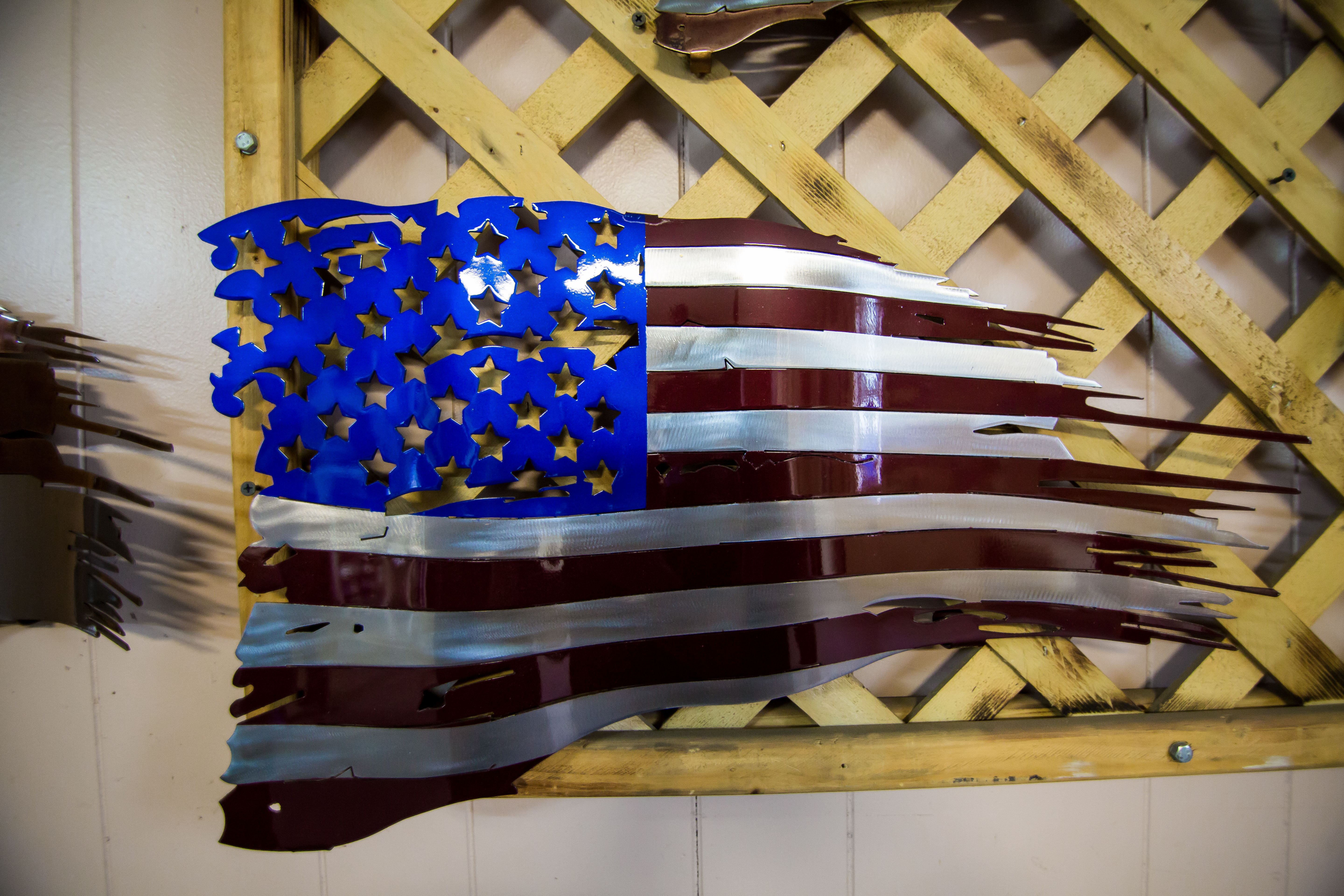 Metal Worx Inc >> Metal Worx Flags About Flag Collections