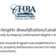 The nomination form for the Beautification and Landscape Awards can be found on the city website's homepage. (Cottonwood Heights Business Association)