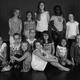 """The orphan's chorus rehearses for """"Annie."""" (Kristen Pedersen)"""