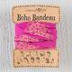 Natural Life Boho Bandeau, $16.50 at Spin, 417 Roseville Square, Roseville. 916-784-7746, spingifts.com
