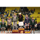 Riley Noble (third from left) was the state runner up for the 132-lb. division. (Devin Ashcroft/Holladay)