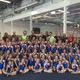 Black Diamond gymnasts (Kelle Land/Black Diamond Gymnastics)