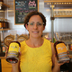Meredith Meyer Grelli,  co-owner of  Wigle Whiskey
