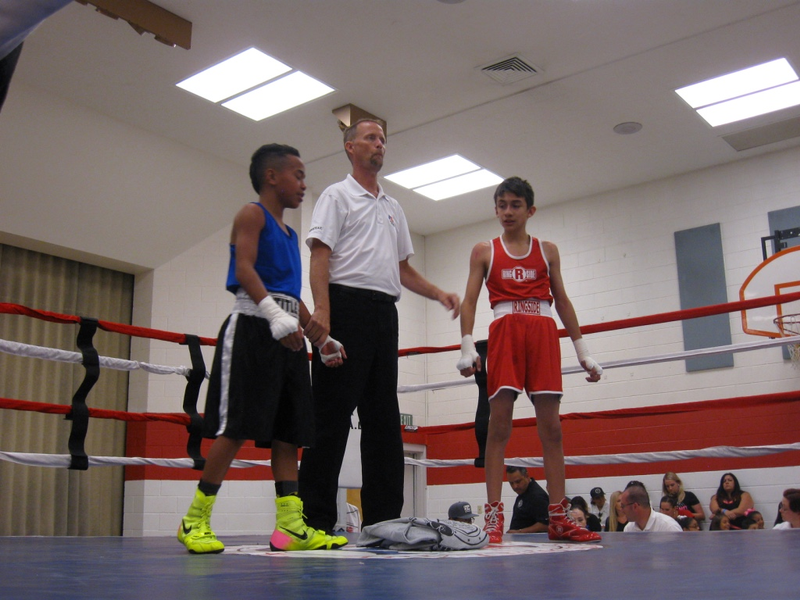 South Salt Lake fighters ready themselves for Pete Suazo