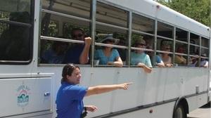 Medium ding darling refuge tram tour 40
