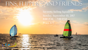 Fins Flippers and Friends - start Sep 10 2017 0400PM