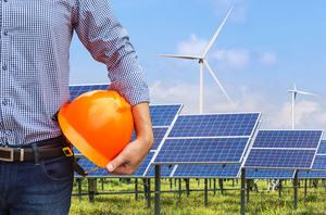 Medium clean energy jobs