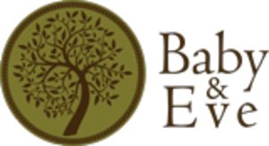 Medium baby and eve logo