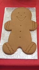 Medium gingerbread 20man