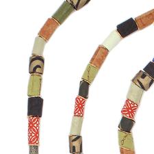 Medium bunny tobias paper beads