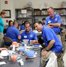 Centers for the Ar ts Bonita Springs has some thing for most e veryoneworkshops kid cla ssescamps gifts live theaterplay contests dance photography a f ilm festival comedy music pa inting pottery exhibits chef competitions the Ar tPoems event and much more Photo courtesy of Centers for the Arts Bonita Springs