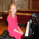 """Draper Elementary fifth-grader Alyssa Meadows composed her piano entry, """"From Place to Place Ohio, Texas, California, Utah,"""" for the PTA Reflections contest and was the National Award of Merit winner. (Meg Meadows/Draper Elementary)"""