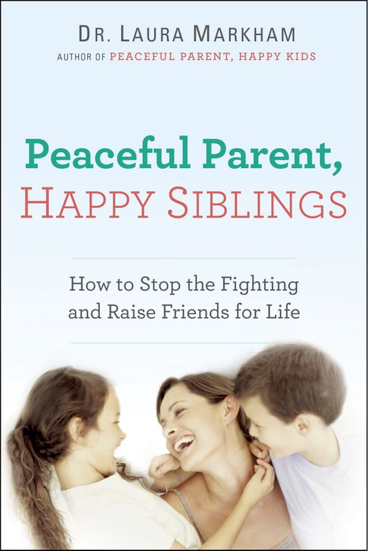 Peaceful parent happy siblings i need this book