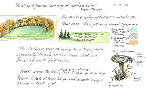 Nature 20journaling 20one 20page