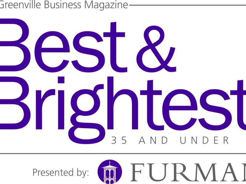Greenville Business Magazine Best Brightest 35 And Under