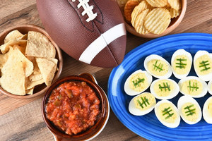 Fan Favorite Football Food New England Style - Sep 08 2017 0821PM