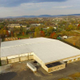 Aerial shot of the Pennsylvania House furniture warehouse