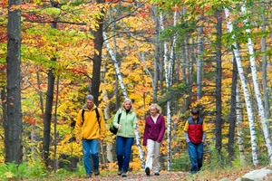 3 Fall Day Hikes Head Out into Central Vermonts Wilderness - 09192017 0530PM