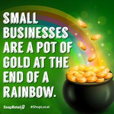 Medium small business luck