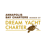 Annapolis bay charters member of dyc logo squar