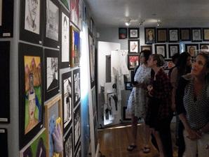 Medium chosen artists of tomorrow casa romantica copy