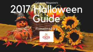 Cabarrus Magazines 2017 Halloween Guide Presented by CiCis Pizza - Oct 02 2017 0757PM
