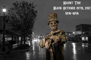 Third Thursday - Haunt the Block - start Oct 19 2017 0500PM
