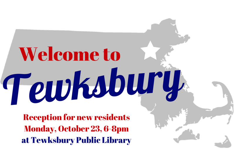 Welcome 20to 20tewksbury 20reception