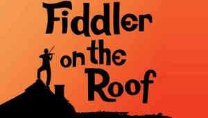 Medium fiddler on the roof