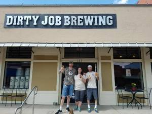 Dirty Job Brewing Company Courtesy of their Facebook page