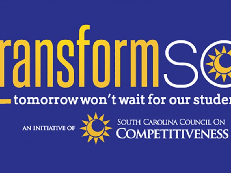 Five schools and one district join TransformSC's network