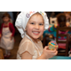 Girl 20cupcake 20  20chef 20hat