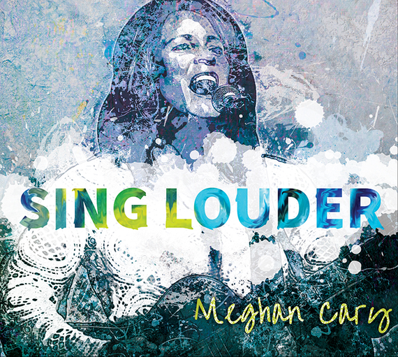 Sing louder cover