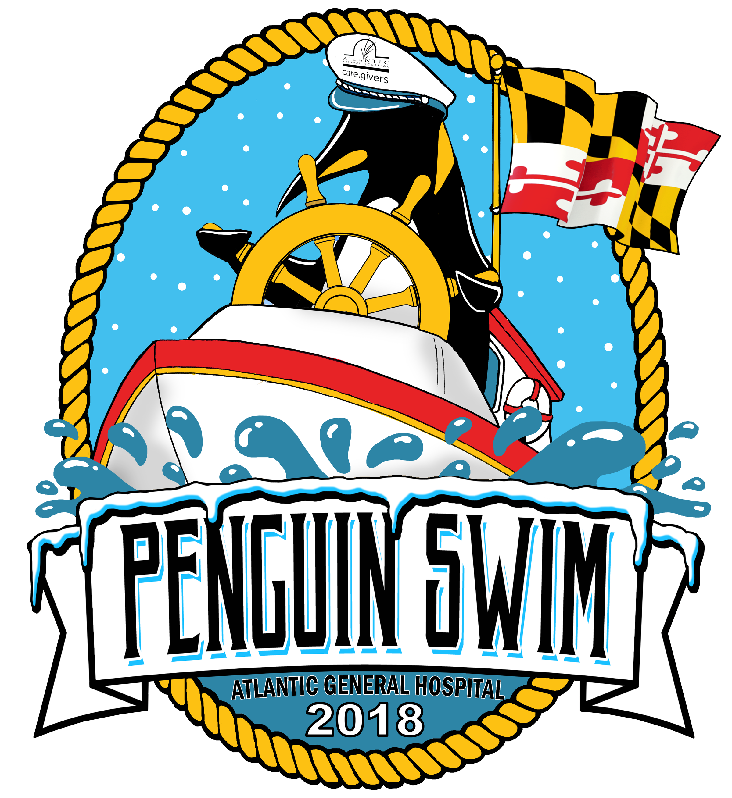 Penguin 20swim 20logo