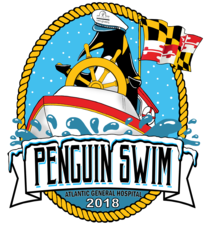 Medium penguin 20swim 20logo