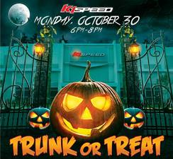 Trunk or Treat Concord - start Oct 30 2017 0600PM